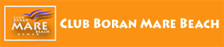 Club Boran Mare Beach Logo